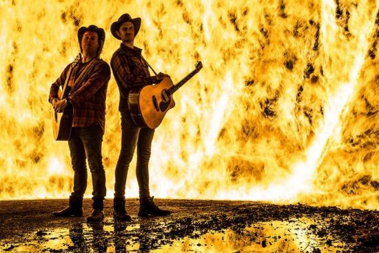 Fritz & Danny Unplugged Rock