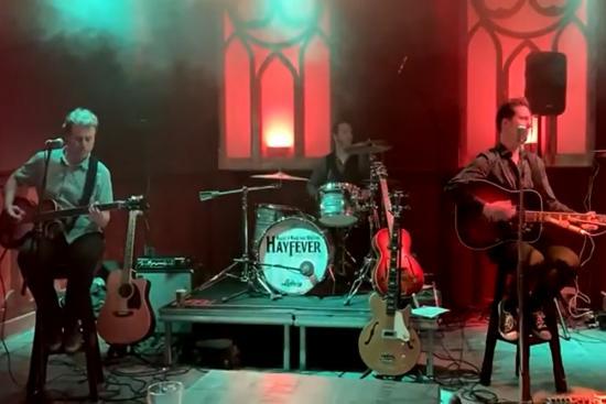 Hayfever Unplugged Sixties Rock'n'roll