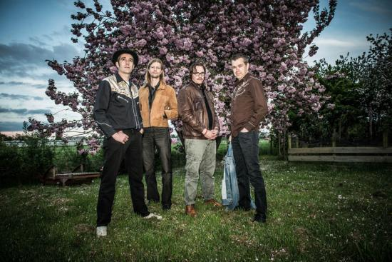 Country-band The Parking Lot Pickers