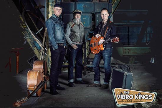The Vibro Kings Rockabillyband