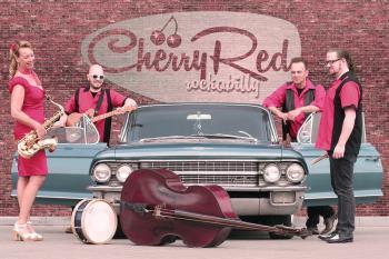 Cherry Red (foto Hanny van der Schaaf)