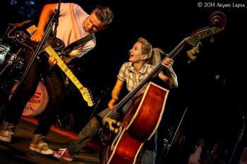 Rockabillyband The Swamp Shakers