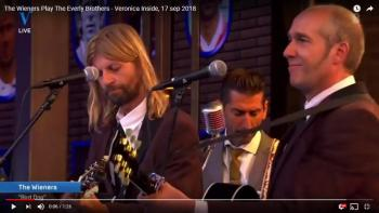 The Wieners Play The Everly Brothers VI Voetbal Inside